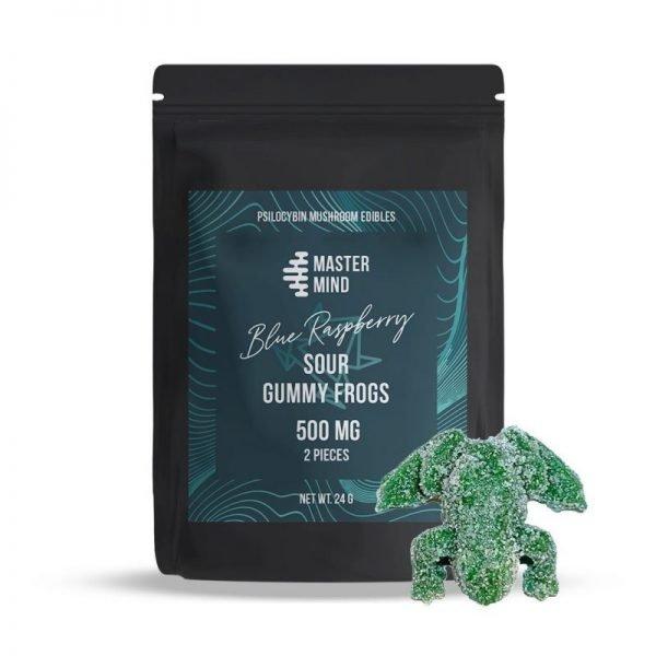mastermind sour gummy frogs 2x500mg 800x800 1